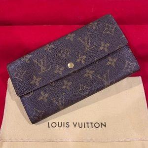 💯Sarah Long Wallet